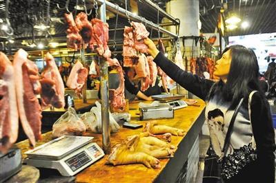 肉价月涨30% 二师兄上天啦!