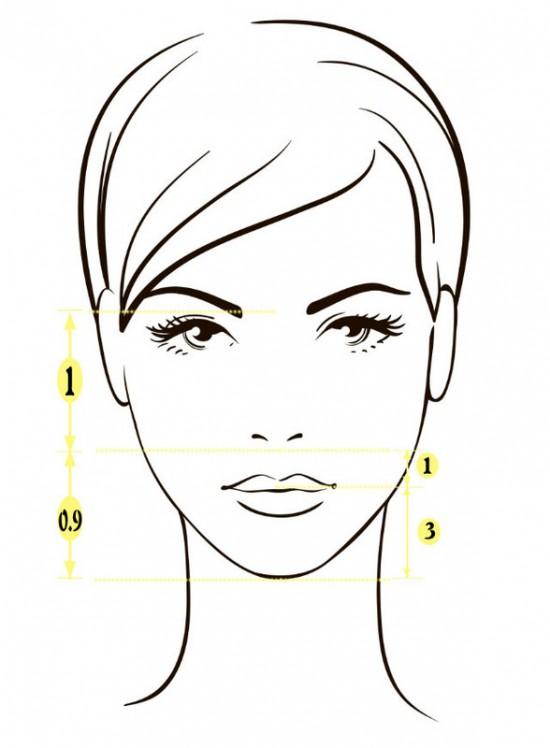 美脸有了新标准 我们请了40位女明星来测试
