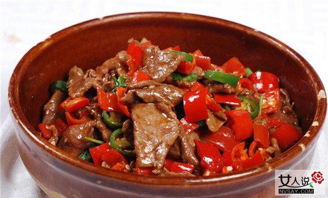 牛肉不能和什么一起吃 谨记这些食物的禁忌对你有好处