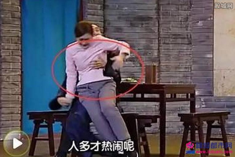 秦岚跨界喜剧被韩兆摸胸尴尬视频,韩兆是谁微博演过哪些戏老婆图