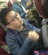 李元戎照性骚扰女乘客全过程细节曝光 被当场抓个正行