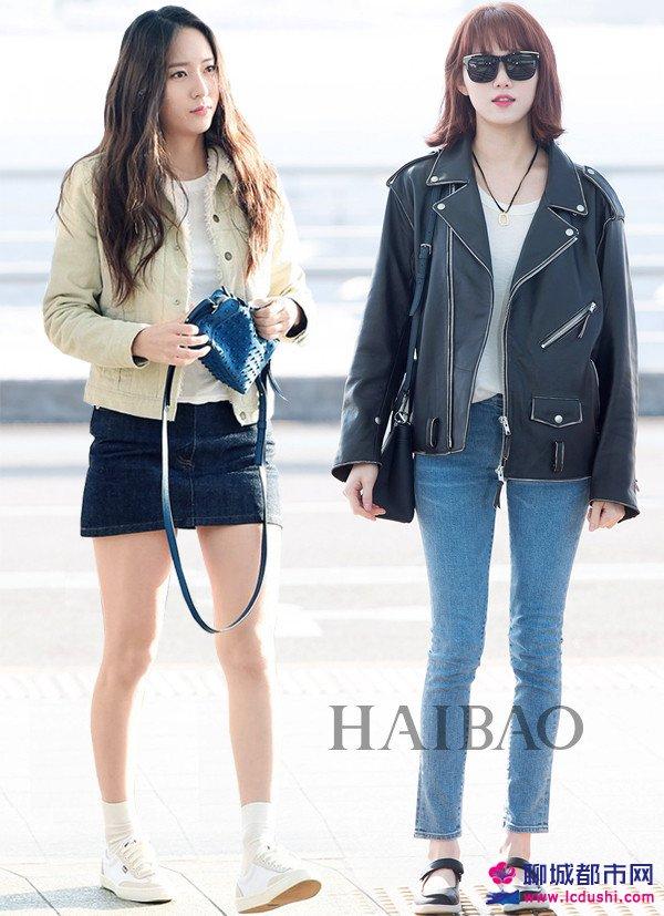 海报时尚网最新韩国女明星街拍(2月9日-3月9日)!